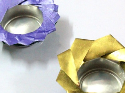 Make a Cool Soda Can Ashtray - Home - Guidecentral