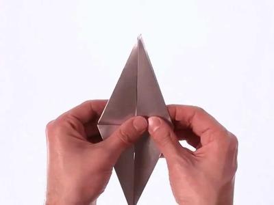 Origami Unicorn Tutorial  - 10 Second Version