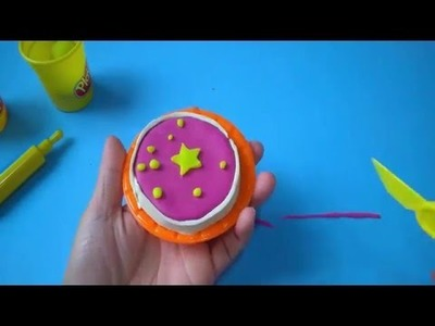 Play Doh Cake Rainbow Cake How to Make Star Play Doh Cake Play Doh Food Kitchen