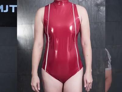 4-way stretch bodysuit tutorial