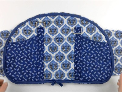 Betty Bowler Bag by Swoon Patterns - Full Tutorial