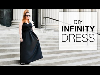 How to Make an Infinity Dress