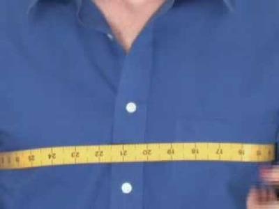 How to Measure for a Custom Shirt
