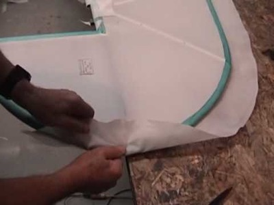 Part 3 - Control Surface Aircraft Fabric Covering with Stewart Systems