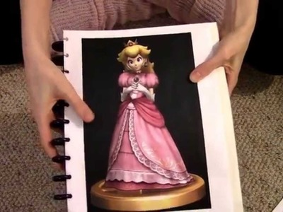 Princess Peach Cosplay - Part 1: Intro