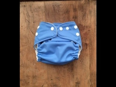 Sew with Me | How to Make A Pocket Cloth Diaper