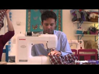 Sewing bee: How to sew a pair of pyjamas
