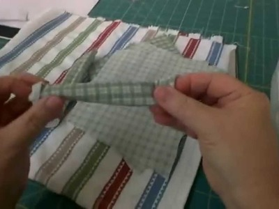 Step by Step to Sew an Oven Kitchen Towel