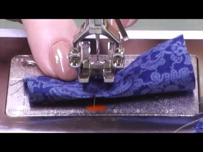 TQS Quilting Tutorial: Libby Lehman - #1 - Straight Stitch