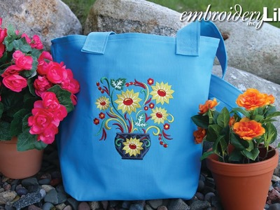 Crafty and Classic Tote Bag