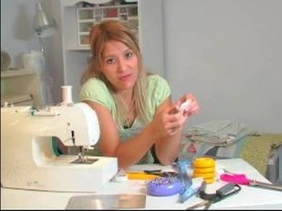 How to Sew a Baby Blanket : Baby Blanket Sewing Accessories