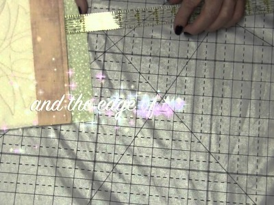 Quilt As You Go - Joining Borders to Quilted Blocks Part 4 of 4