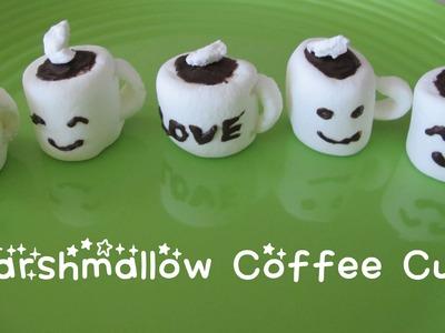 Marshmallow Coffee Cup.Mug - Easy and Fun by Elegant Fashion 360