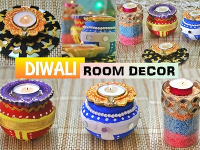 4 *NEW* DIY : DIWALI DECORATION IDEAS. CHRISTMAS DECOR