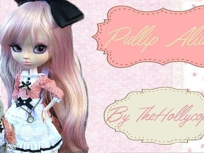 Aliana Pullip | Custom Doll by TheHollycopter