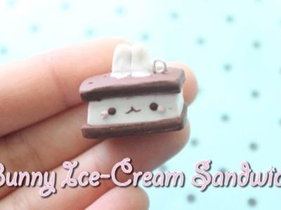 Bunny Ice-Cream Sandwich