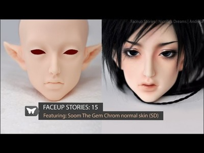 Faceup Stories: 15