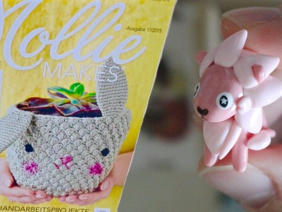 Mail Monday #7: TheLittleMew and I'm featured in Mollie Makes Magazine!