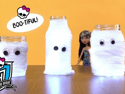 Monster High™ Ghouls Share Halloween Decorating Ideas   Monster High