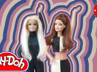 Play Doh Ariana Grande ft. Iggy Azalea - Problem Inspired Costume (2) Play-Doh Craft N Toys