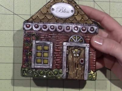 Polymer Clay project share