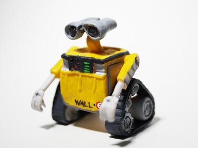 Wall-E   Polymer Clay