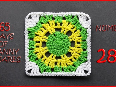 365 Days of Granny Squares Number 281