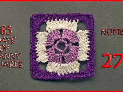 365 Days of Granny Squares Number 273