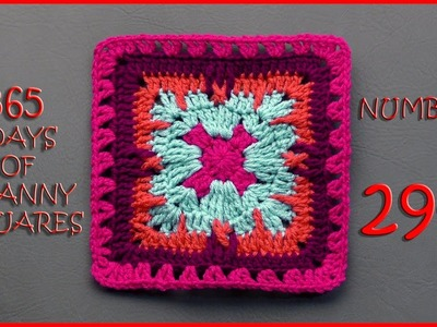 365 Days of Granny Squares Number 294