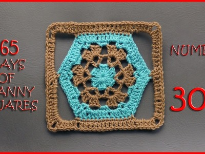 365 Days of Granny Squares Number 304