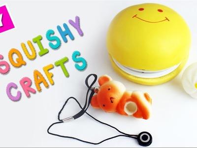 5 minute crafts - 3 Easy Squishy Hacks. Crafts #2 - simplekidscrafts