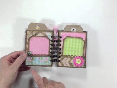 Bo Bunny Prairie Chic Pocket Mini Album