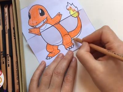 BONUS VIDEO: Watch Me Color My Pokemon Cards