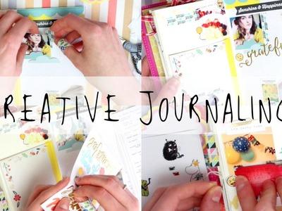Creative Journaling Session! | 5 | MyGreenCow