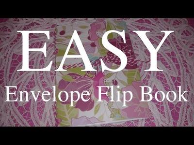 EASY Envelope Flip Book Tutorial for Beginners