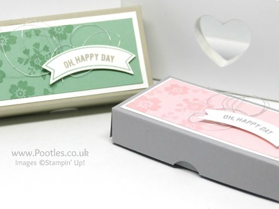 Happy Day Pastel Box using Stampin' Up! Products