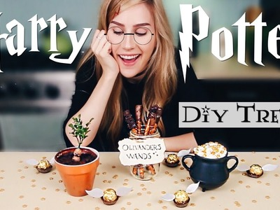 Harry Potter DIY Treats | Lana