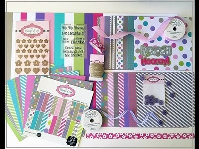 June Card Kit Club by  The Stamps of Life