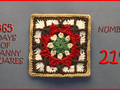 365 Days of Granny Squares Number 219