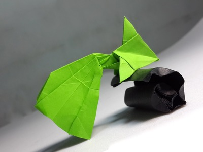 Easy Origami Goldfish tutorial (Henry Phạm)