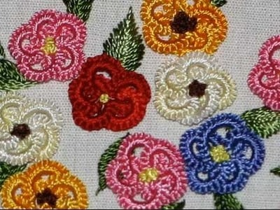 Embroidery stitches by hand for sarees | embroidery stitches by hand for dresses