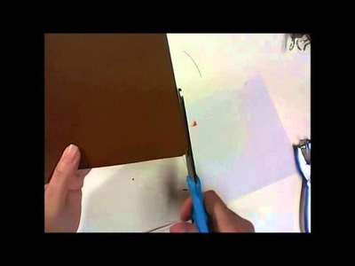 How To Make a Divider With Pen Loop for Your Planner - #VEDA Day 16