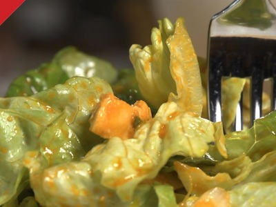 How to Make a Low-Fat Salad Dressing - CHOW Tip