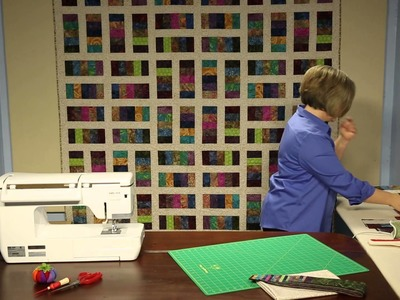 How to Make This Quilt: In The Stacks