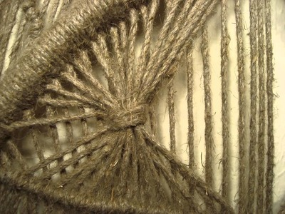 """Macrame Wall Hanging """"Dreams of the Artist"""""""