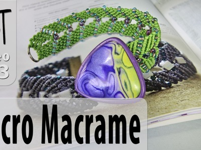 Micro Macrame 25 Superfine Jewelry Projects Book Review