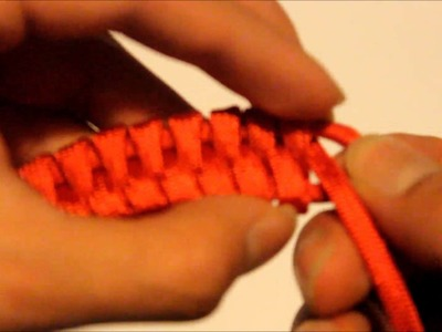 RayMoransWristbands Presents: How to make an aids bracelet with shoelaces