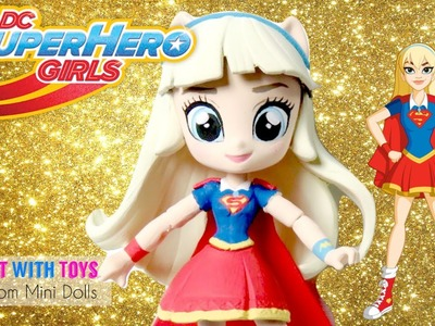 Super Girl DC SuperHero Girls Custom Tutorial | Start With Toys