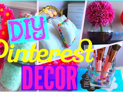 DIY Pinterest Room Decor TESTED!!!