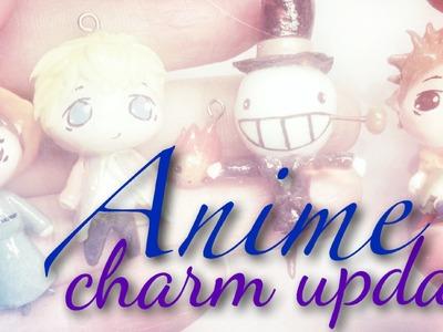 Anime Charm Update